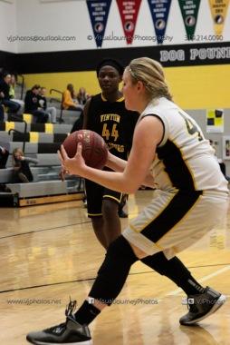JV Girls Basketball Center Point-Urbana vs Vinton-Shellsburg-1594