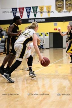 JV Girls Basketball Center Point-Urbana vs Vinton-Shellsburg-1595