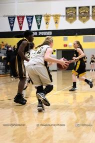 JV Girls Basketball Center Point-Urbana vs Vinton-Shellsburg-1596