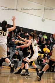 JV Girls Basketball Center Point-Urbana vs Vinton-Shellsburg-1598