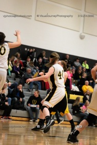 JV Girls Basketball Center Point-Urbana vs Vinton-Shellsburg-1599