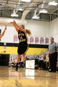 JV Girls Basketball Center Point-Urbana vs Vinton-Shellsburg-1602