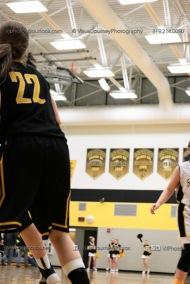 JV Girls Basketball Center Point-Urbana vs Vinton-Shellsburg-1603