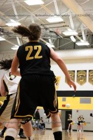 JV Girls Basketball Center Point-Urbana vs Vinton-Shellsburg-1604