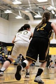 JV Girls Basketball Center Point-Urbana vs Vinton-Shellsburg-1605