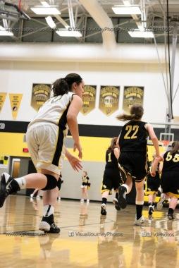 JV Girls Basketball Center Point-Urbana vs Vinton-Shellsburg-1606