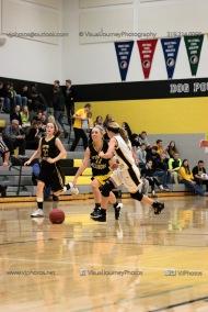 JV Girls Basketball Center Point-Urbana vs Vinton-Shellsburg-1609
