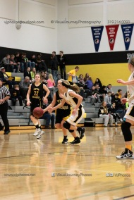 JV Girls Basketball Center Point-Urbana vs Vinton-Shellsburg-1610