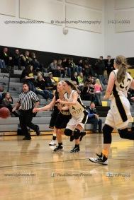 JV Girls Basketball Center Point-Urbana vs Vinton-Shellsburg-1612