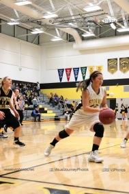 JV Girls Basketball Center Point-Urbana vs Vinton-Shellsburg-1618