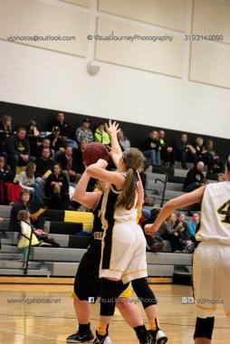 JV Girls Basketball Center Point-Urbana vs Vinton-Shellsburg-1619