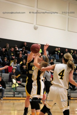 JV Girls Basketball Center Point-Urbana vs Vinton-Shellsburg-1621