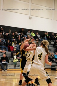 JV Girls Basketball Center Point-Urbana vs Vinton-Shellsburg-1622