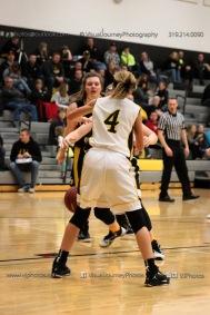JV Girls Basketball Center Point-Urbana vs Vinton-Shellsburg-1624