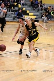 JV Girls Basketball Center Point-Urbana vs Vinton-Shellsburg-1625