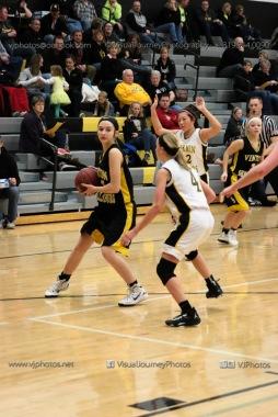 JV Girls Basketball Center Point-Urbana vs Vinton-Shellsburg-1632