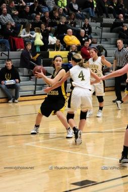 JV Girls Basketball Center Point-Urbana vs Vinton-Shellsburg-1633