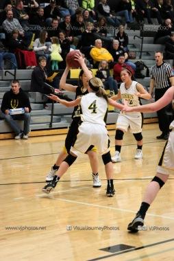 JV Girls Basketball Center Point-Urbana vs Vinton-Shellsburg-1634