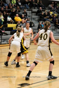 JV Girls Basketball Center Point-Urbana vs Vinton-Shellsburg-1635