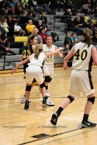JV Girls Basketball Center Point-Urbana vs Vinton-Shellsburg-1636