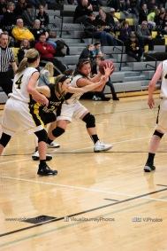 JV Girls Basketball Center Point-Urbana vs Vinton-Shellsburg-1637