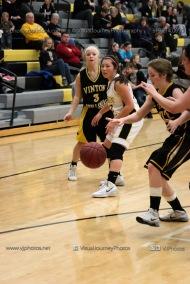JV Girls Basketball Center Point-Urbana vs Vinton-Shellsburg-1641