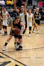 JV Girls Basketball Center Point-Urbana vs Vinton-Shellsburg-1648