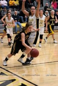 JV Girls Basketball Center Point-Urbana vs Vinton-Shellsburg-1649
