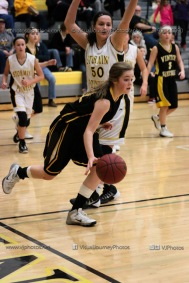 JV Girls Basketball Center Point-Urbana vs Vinton-Shellsburg-1650