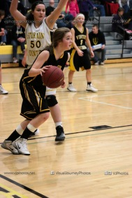 JV Girls Basketball Center Point-Urbana vs Vinton-Shellsburg-1651