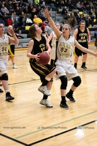 JV Girls Basketball Center Point-Urbana vs Vinton-Shellsburg-1655