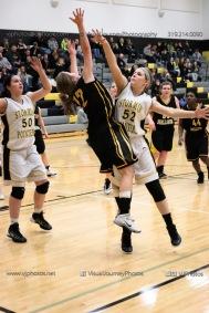JV Girls Basketball Center Point-Urbana vs Vinton-Shellsburg-1657