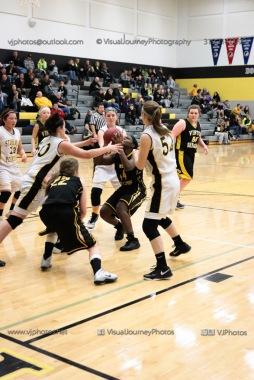 JV Girls Basketball Center Point-Urbana vs Vinton-Shellsburg-1660