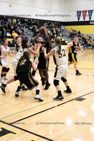 JV Girls Basketball Center Point-Urbana vs Vinton-Shellsburg-1661