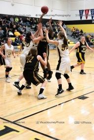 JV Girls Basketball Center Point-Urbana vs Vinton-Shellsburg-1662