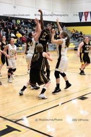 JV Girls Basketball Center Point-Urbana vs Vinton-Shellsburg-1663