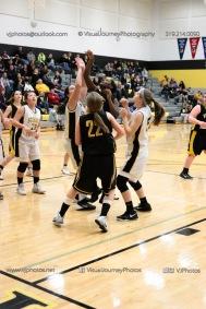 JV Girls Basketball Center Point-Urbana vs Vinton-Shellsburg-1664