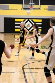 JV Girls Basketball Center Point-Urbana vs Vinton-Shellsburg-1667