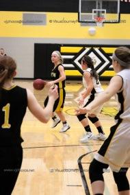 JV Girls Basketball Center Point-Urbana vs Vinton-Shellsburg-1668