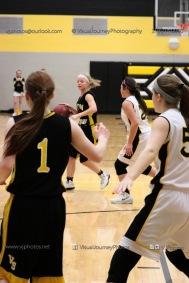 JV Girls Basketball Center Point-Urbana vs Vinton-Shellsburg-1669