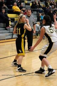 JV Girls Basketball Center Point-Urbana vs Vinton-Shellsburg-1670