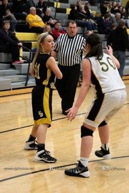 JV Girls Basketball Center Point-Urbana vs Vinton-Shellsburg-1671