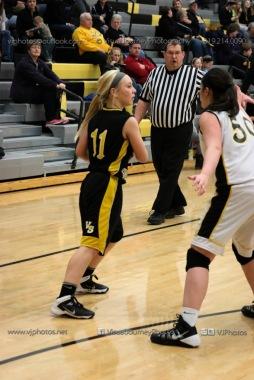 JV Girls Basketball Center Point-Urbana vs Vinton-Shellsburg-1672