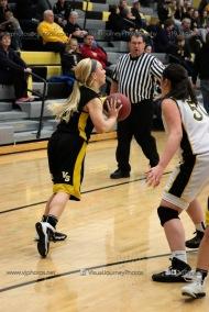 JV Girls Basketball Center Point-Urbana vs Vinton-Shellsburg-1674