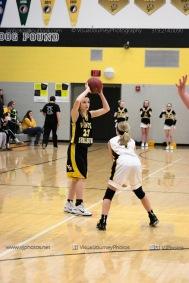 JV Girls Basketball Center Point-Urbana vs Vinton-Shellsburg-1676