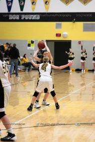 JV Girls Basketball Center Point-Urbana vs Vinton-Shellsburg-1677