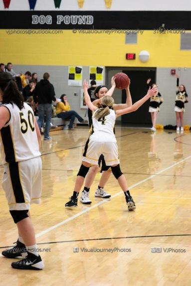 JV Girls Basketball Center Point-Urbana vs Vinton-Shellsburg-1678