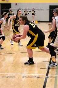 JV Girls Basketball Center Point-Urbana vs Vinton-Shellsburg-1680
