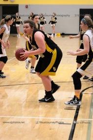JV Girls Basketball Center Point-Urbana vs Vinton-Shellsburg-1681