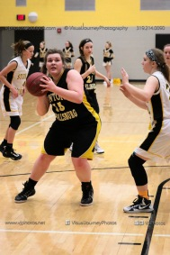 JV Girls Basketball Center Point-Urbana vs Vinton-Shellsburg-1682